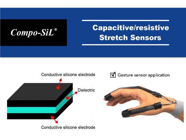Compo-SiL® E Series- Stretch Sensor Application