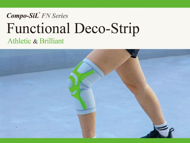 Compo-SiL® Laminable Functional Deco-Strip for Medical