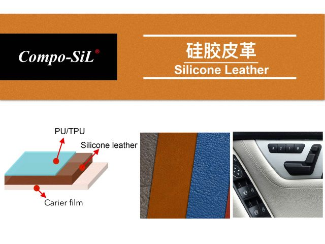 Compo-SiL® CL Series- Silicone Leather Catalog