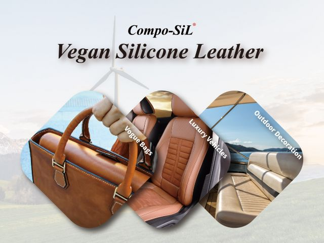 Vegan Silicone Leather catalog