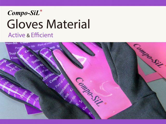 Compo-SiL® Gloves Material