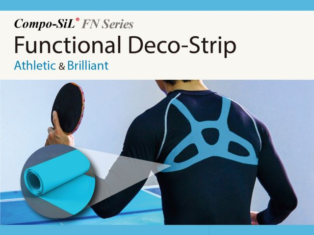 Compo-SiL® FN Series : Functional Deco-Strip Catalog