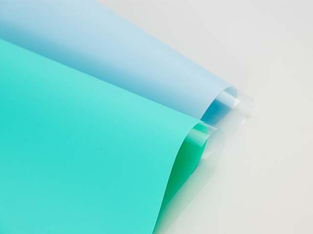Antimicrobial Silicone Film